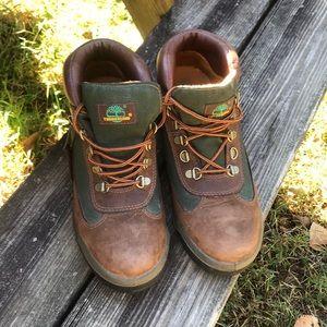 Timberland Boots (Beef & Broccoli)